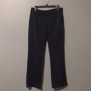 Nike women's track pants size large